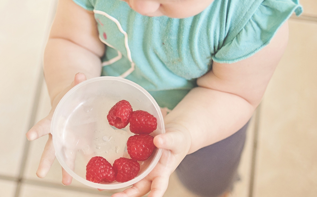 Portion sizes 'have sustained effect' on children – research