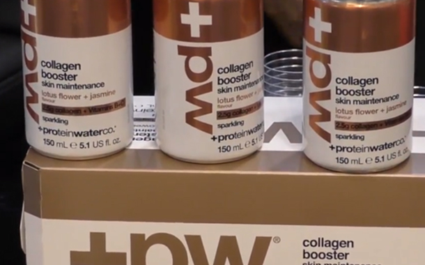 Protein Water Co: 'Collagen is a very exciting area for us'