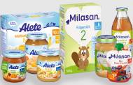 Germany's DMK announces deal for baby food producer Alete