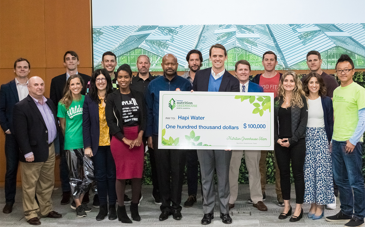 PepsiCo reveals winner of first North America Nutrition Greenhouse