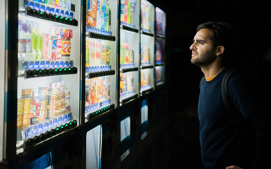 Three key trends that are set to reshape the future of vending