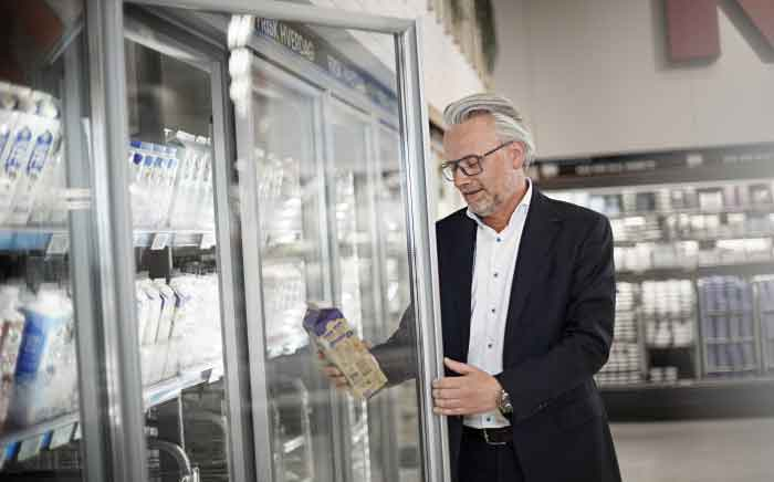 Arla launches more sustainable packaging across six countries