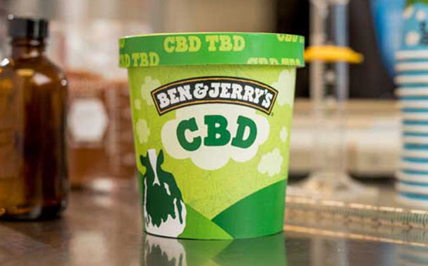 Ben & Jerry's 'will release' CBD ice cream in the US, when legalised by FDA