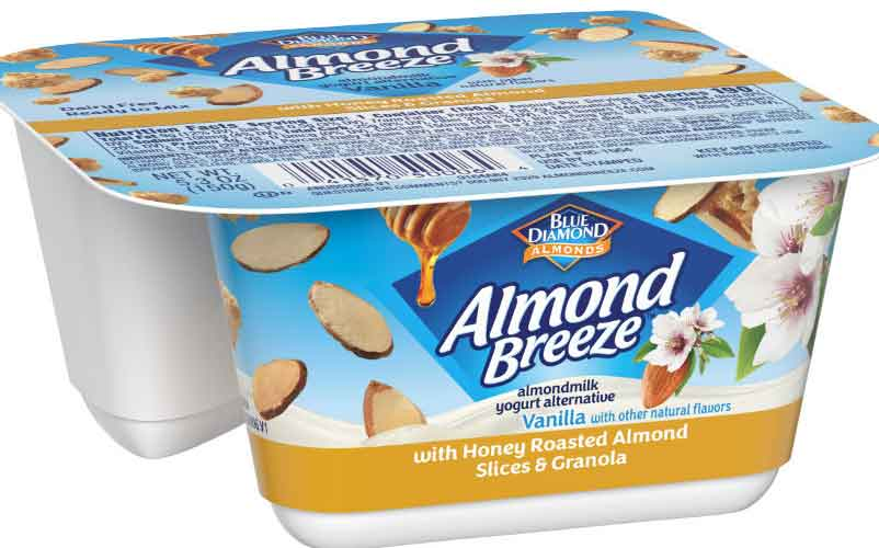Blue Diamond moves into non-dairy yogurt alternative market