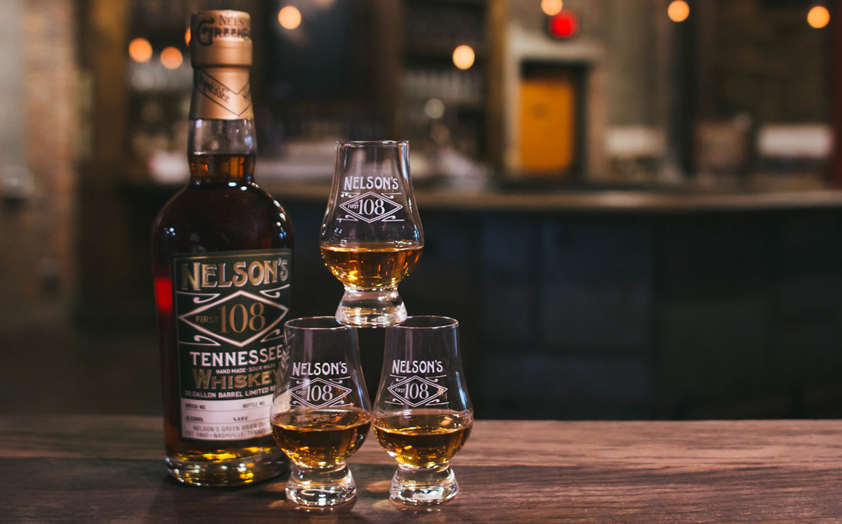 Constellation Brands acquires majority stake in Nelson's Green Brier Distillery