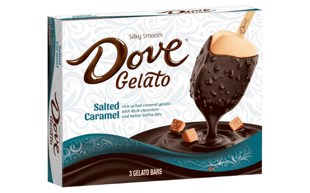 Mars releases new range of Dove ice cream bar flavours in the US