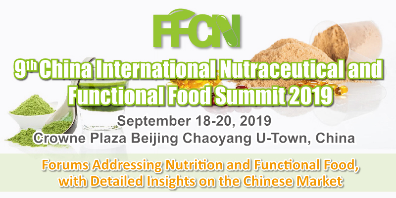 Duxes 9th China International Nutraceutical and Functional Food Summit