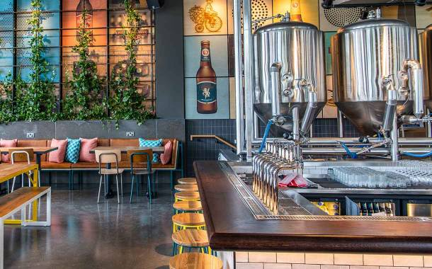 Lion opens London microbrewery for its Little Creatures beer brand