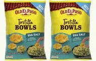 General Mills introduces bowl-shaped Old El Paso tortilla chips