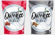 Plant-based brand Qwrkee enters snack category with vegan jerky