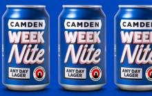 Camden Town Brewery targets midweek occasion with new lager