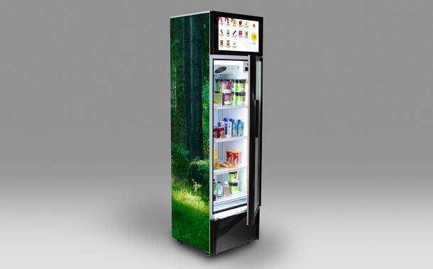 Stora Enso develops range of smartphone-operated vending machines