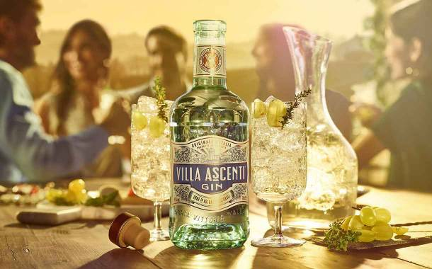 Diageo launches Villa Ascenti gin, inaugurates new distillery in Italy