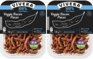 Vivera expands meat alternative portfolio with new 'bacon' pieces