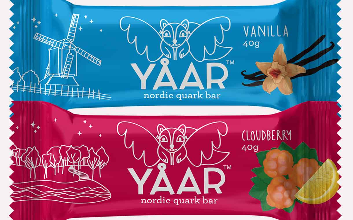 Yaar looks to disrupt the dairy category with chilled quark bars