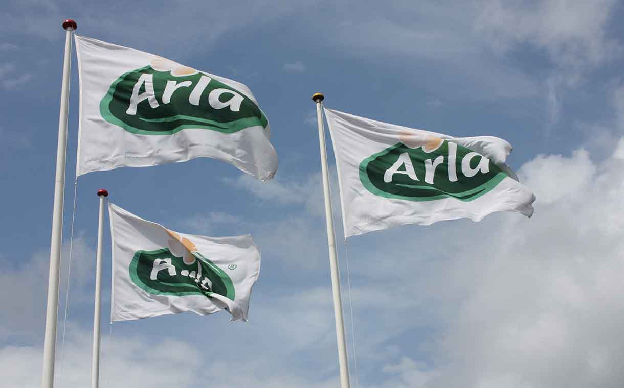 Arla trials transport solution for fresh dairy products