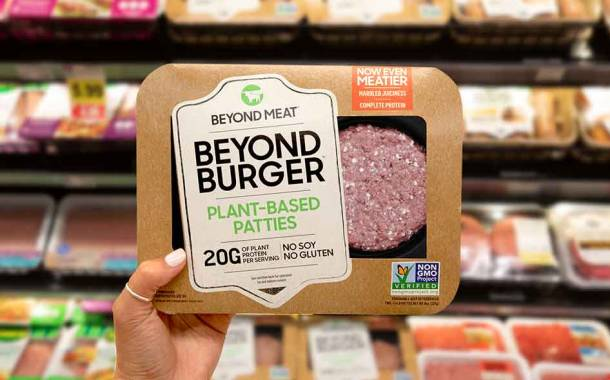 Beyond Meat rolls out 'meatier' version of its plant-based burger