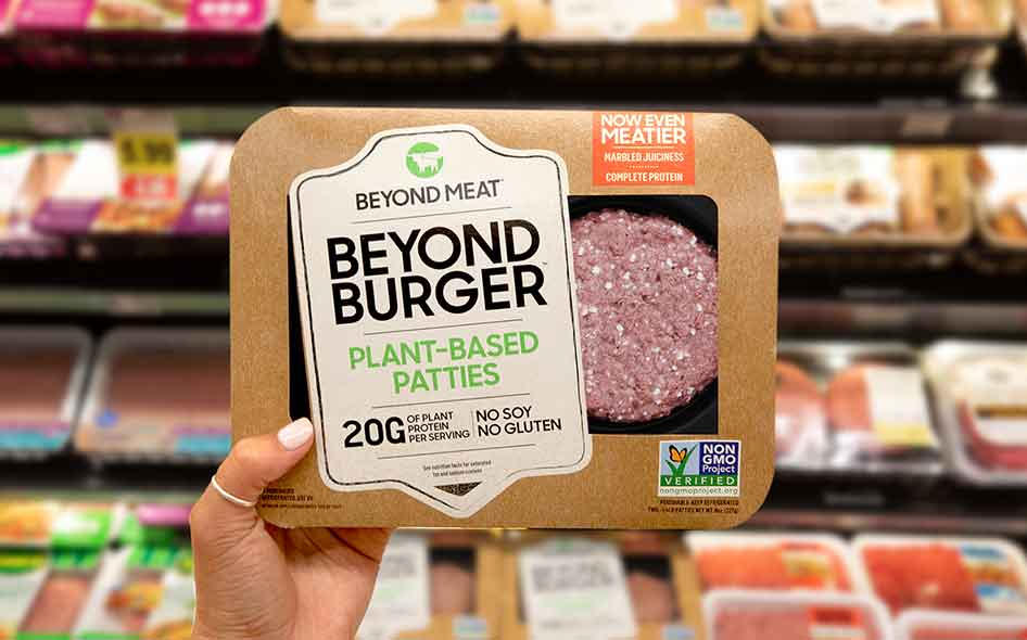 Beyond Meat inks deal to open production facility in China