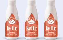 Biotiful Dairy boosts kefir offer with new strawberry flavour