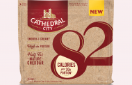 Dairy Crest debuts lower-calorie Cathedral City cheddar range