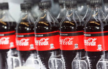 Coca-Cola Amatil uses recycled bottles for carbonated beverages