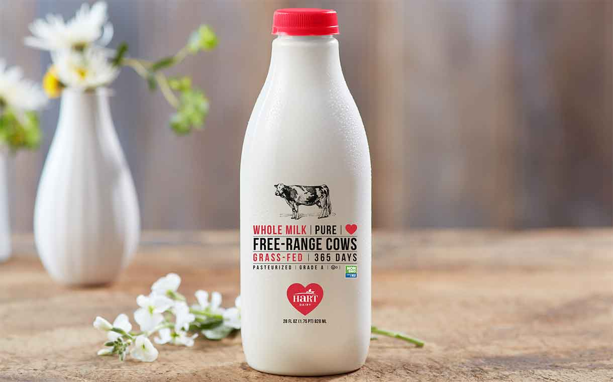Free-range milk company Hart Dairy secures $10m in funding