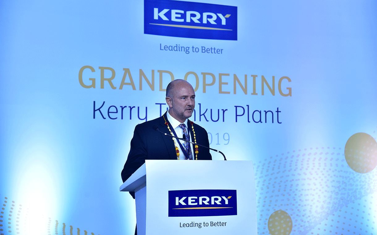 Kerry opens new facility in India to boost research and innovation