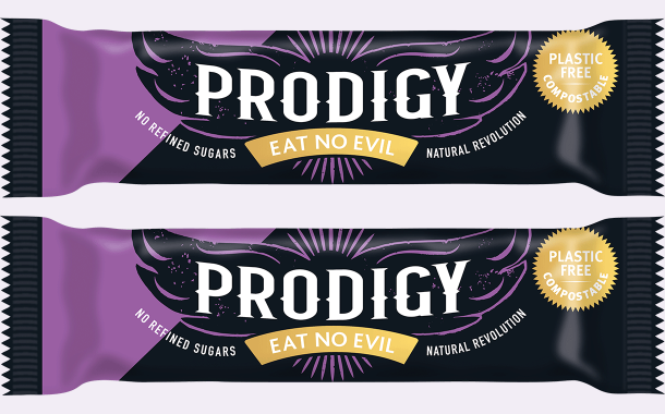 Prodigy Snacks releases 'better for you' vegan chocolate bars