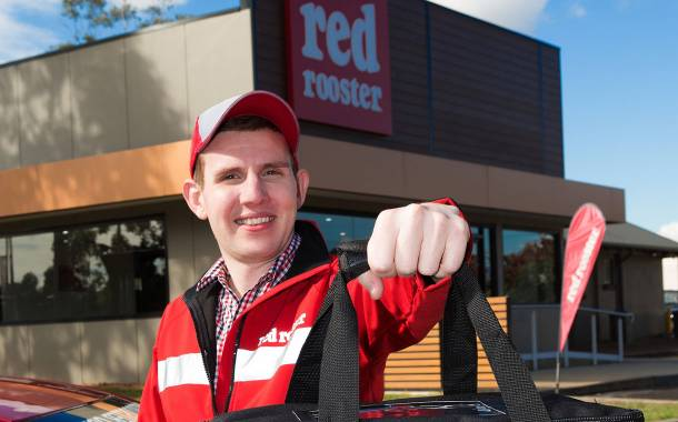 Red Rooster accelerates deliveries thanks to partnership with GetSwift