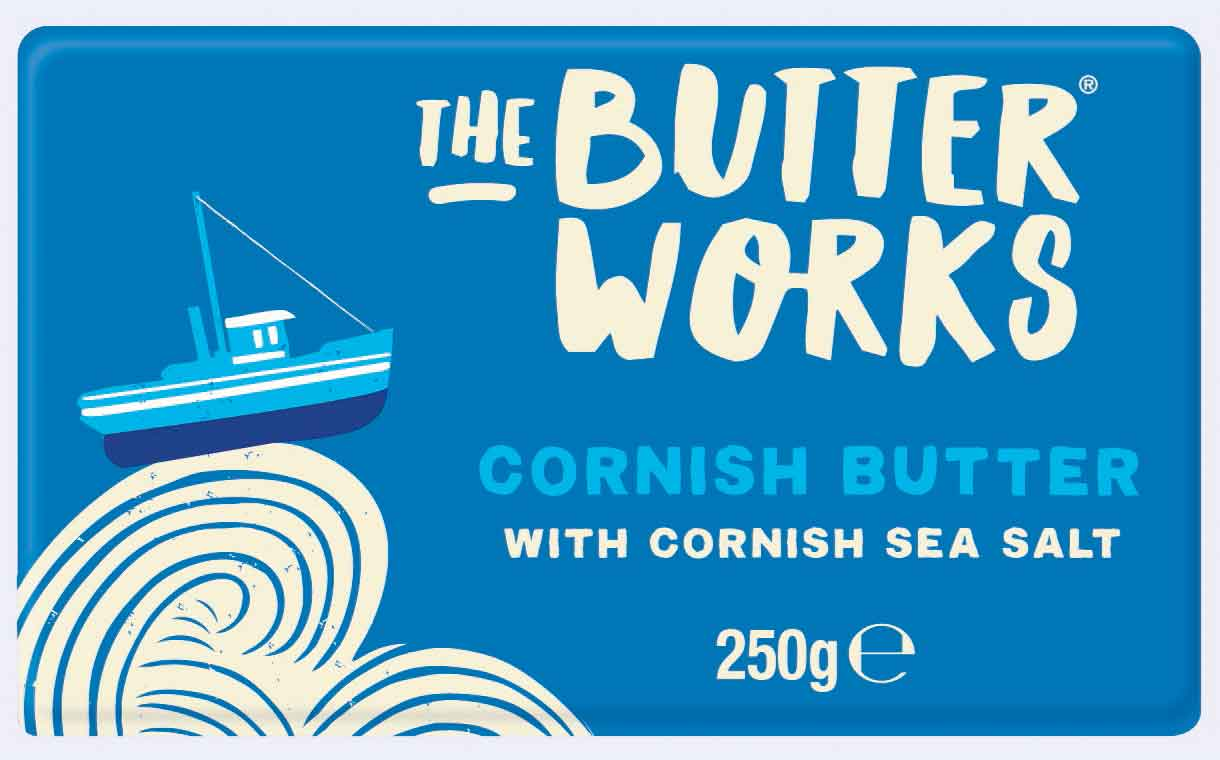 The Butterworks introduces two 'naturally softer' butters in UK
