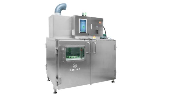 New sterilisation technology without chemicals and high temperatures