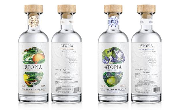 William Grant & Sons releases Atopia low-alcohol spirit