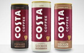 Coca-Cola and Costa Coffee launch ready-to-drink coffee