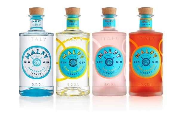 Pernod Ricard's Gin Hub confirms Malfy purchase