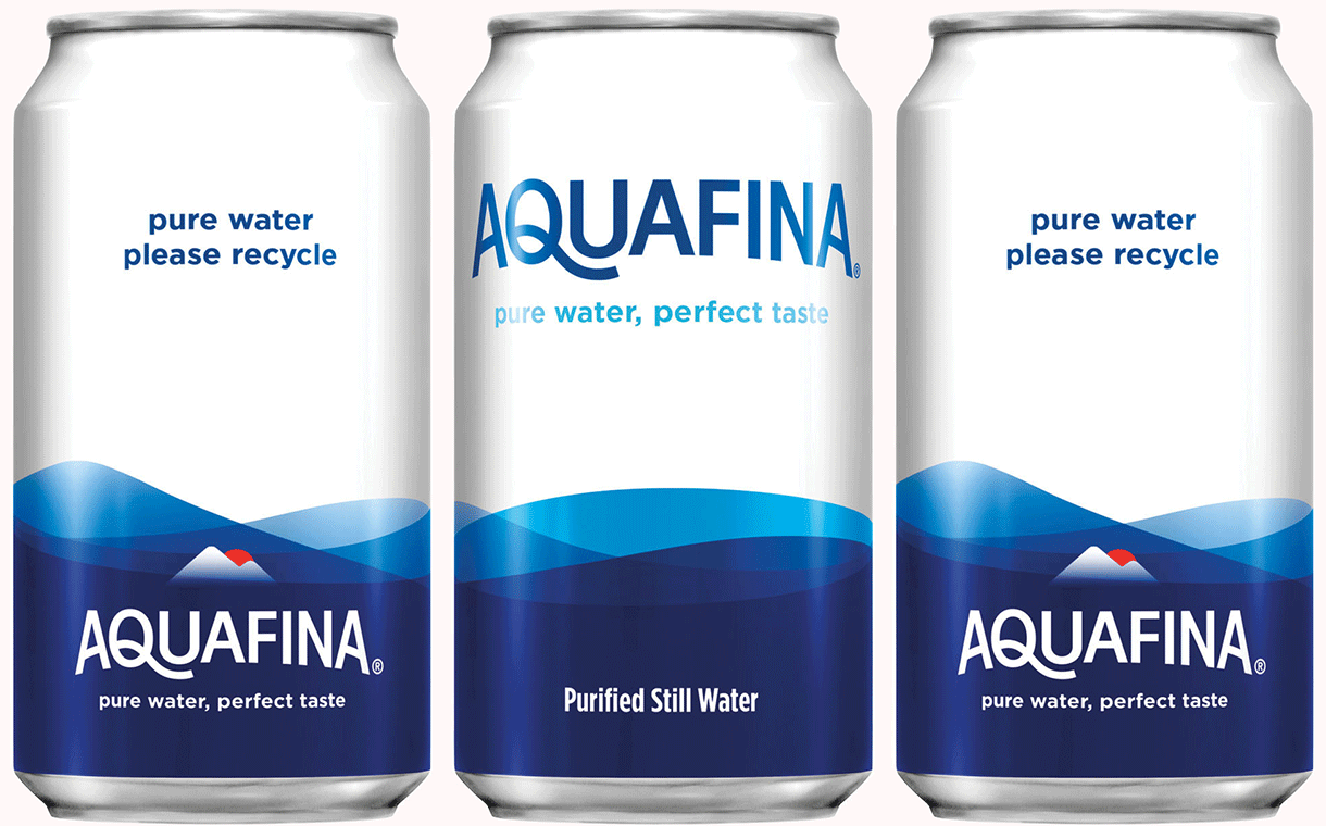 PepsiCo plans packaging changes for Bubly, Aquafina and Lifewtr