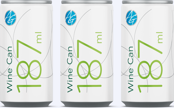 Ardagh Group to introduce slimline 187ml can for wine