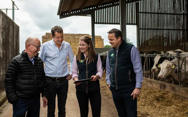 Arla to trial automated 3D imagery systems to improve animal welfare