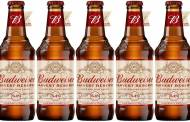 Budweiser Harvest Reserve Deep Golden Lager introduced in US
