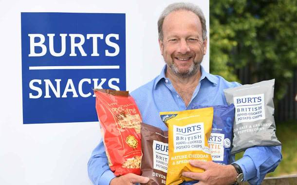 Crisp company Burts changes name, targets sales of £100m