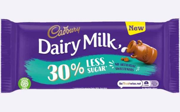 Mondelēz debuts Cadbury Dairy Milk 30% Less Sugar chocolate