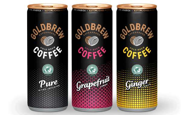 Cafeahaus partners with Ardagh to launch sparkling canned coffee