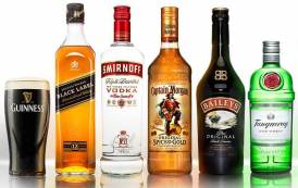 Diageo full-year results benefit from North America region and premium spirits