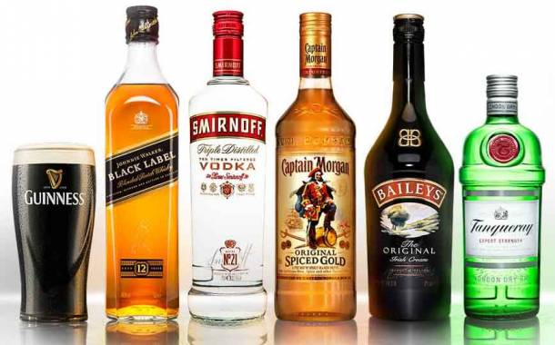 "Diageo operating profit drops 47% in ""year of two halves"""