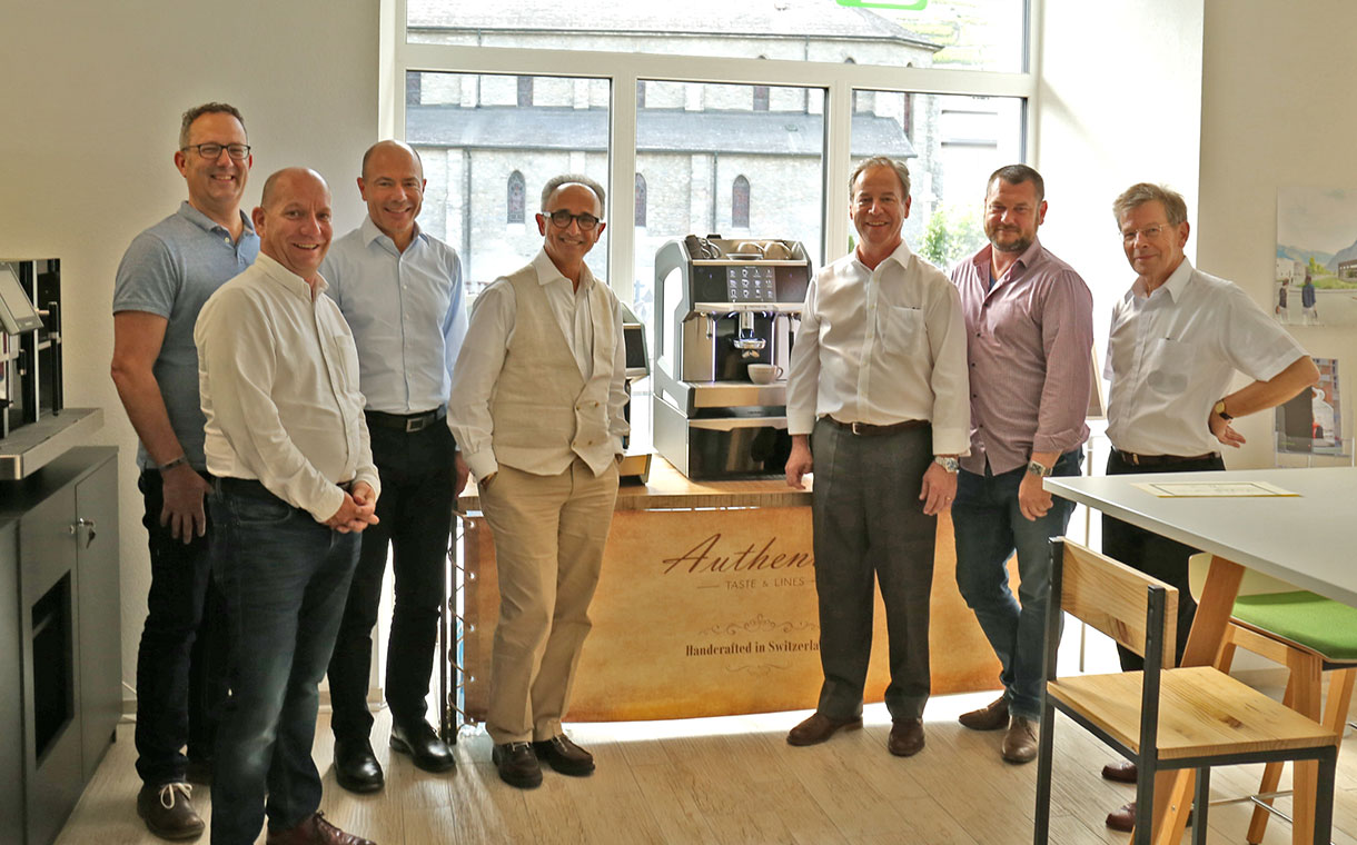 Coffee machine manufacturer Eversys launches UK division