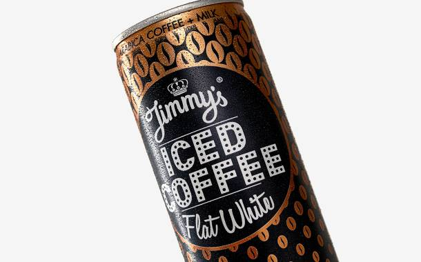 Jimmy's launches Flat White Extra Shot iced coffee