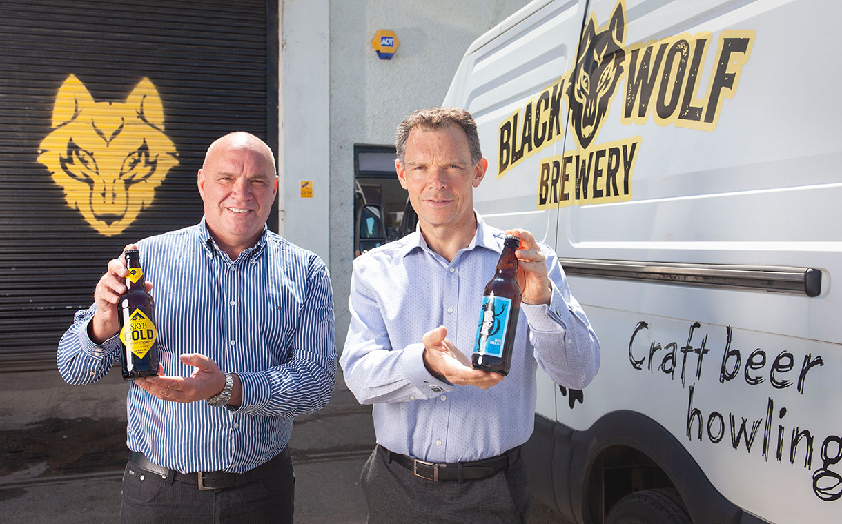 Isle of Skye Brewing Company acquires Black Wolf Brewery