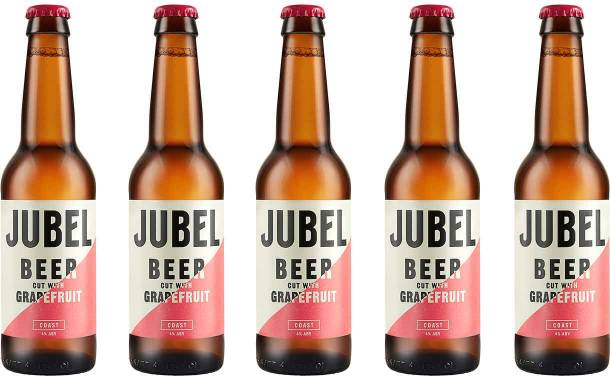 Jubel adds grapefruit variant to range of fruit-infused craft lagers