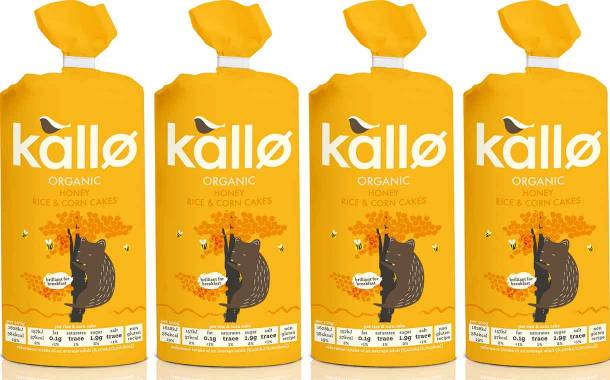 Wessanen UK launches Kallø honey rice and corn cakes
