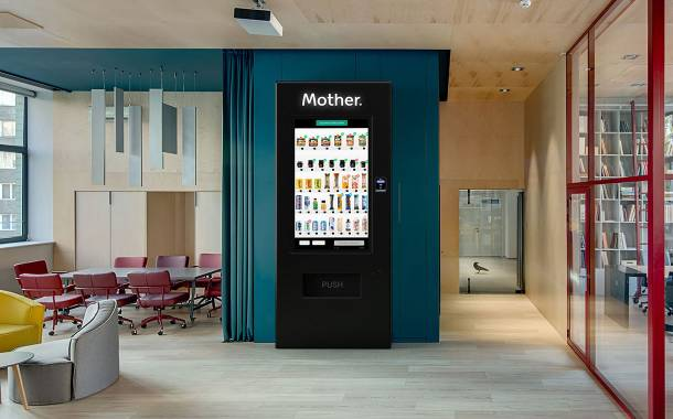 UK vending business Mother receives £3m in funding