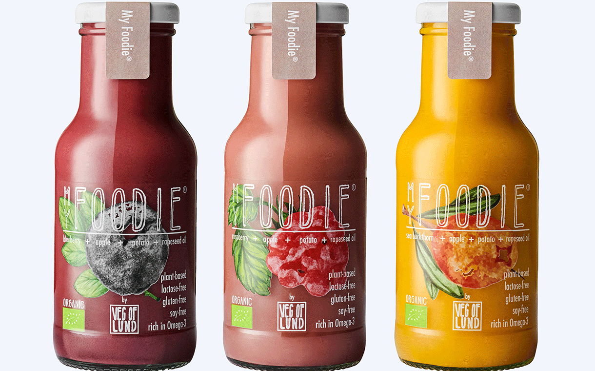 Veg of Lund to launch My Foodie line of potato-based drinks in UK